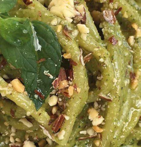 Pesto alla menta: eccoti la ricetta