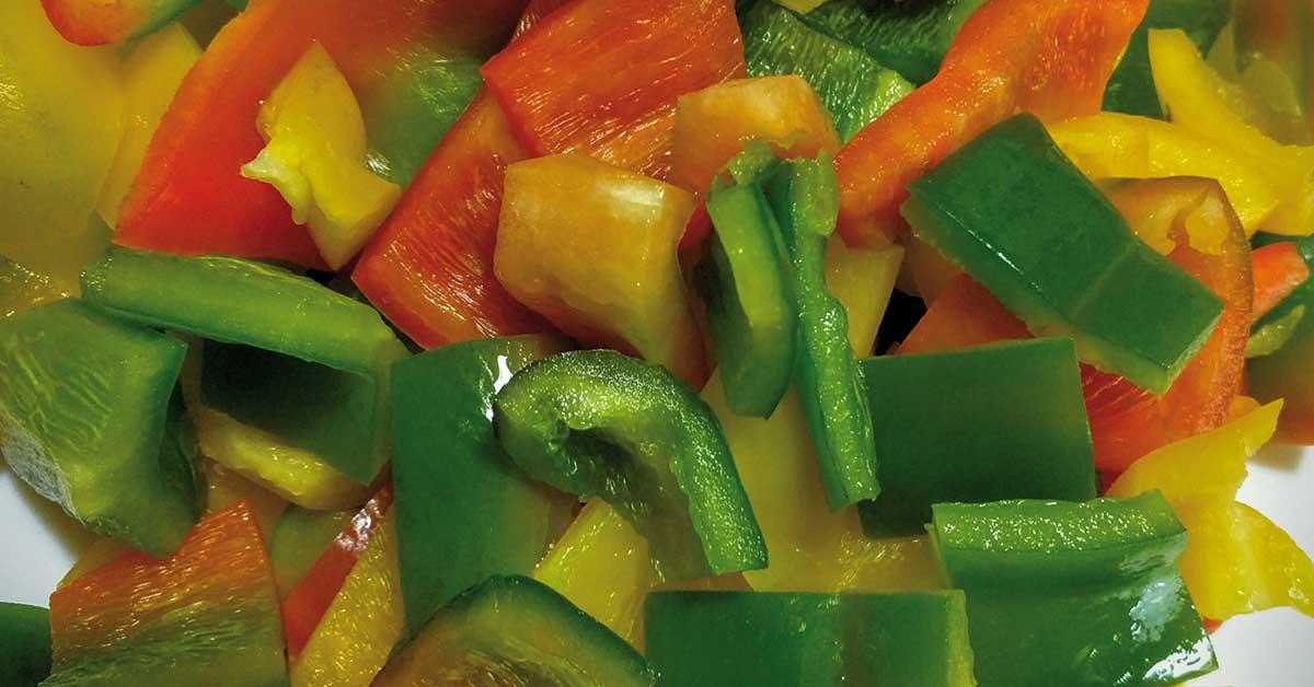 ricette-veloci con peperoni