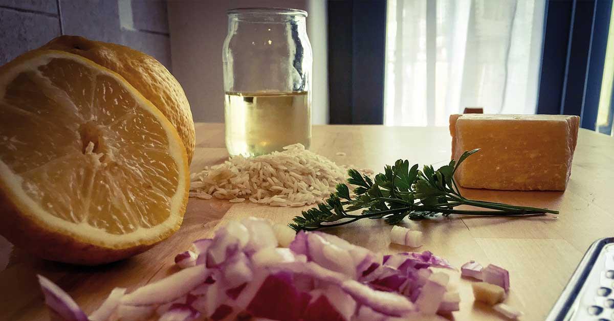 riso-al-limone-preparazione-veloce
