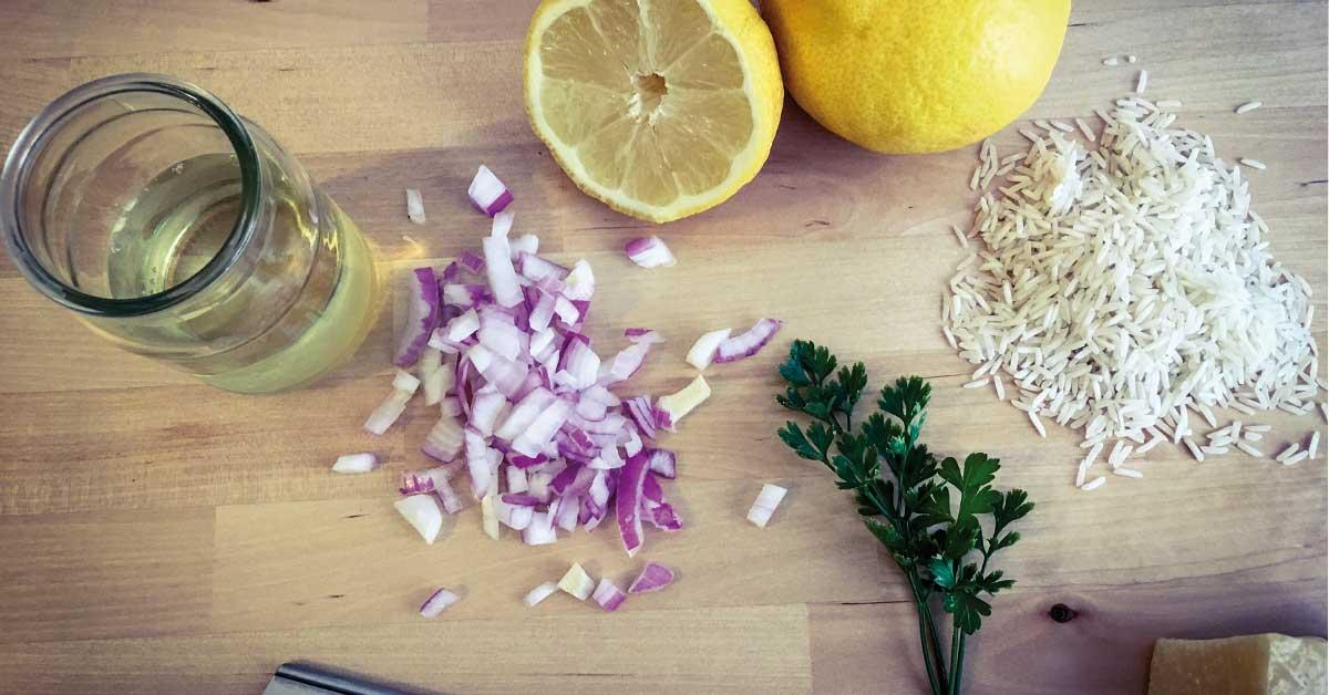 risotto-al-limone-ingredienti