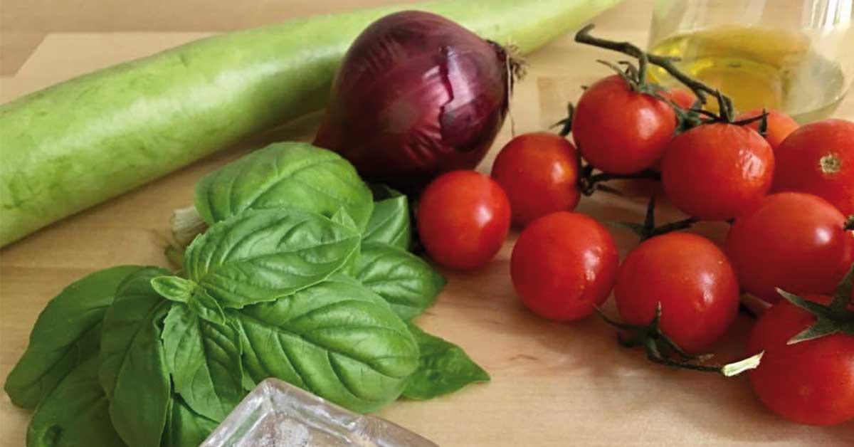 busiate con zucchina lunga