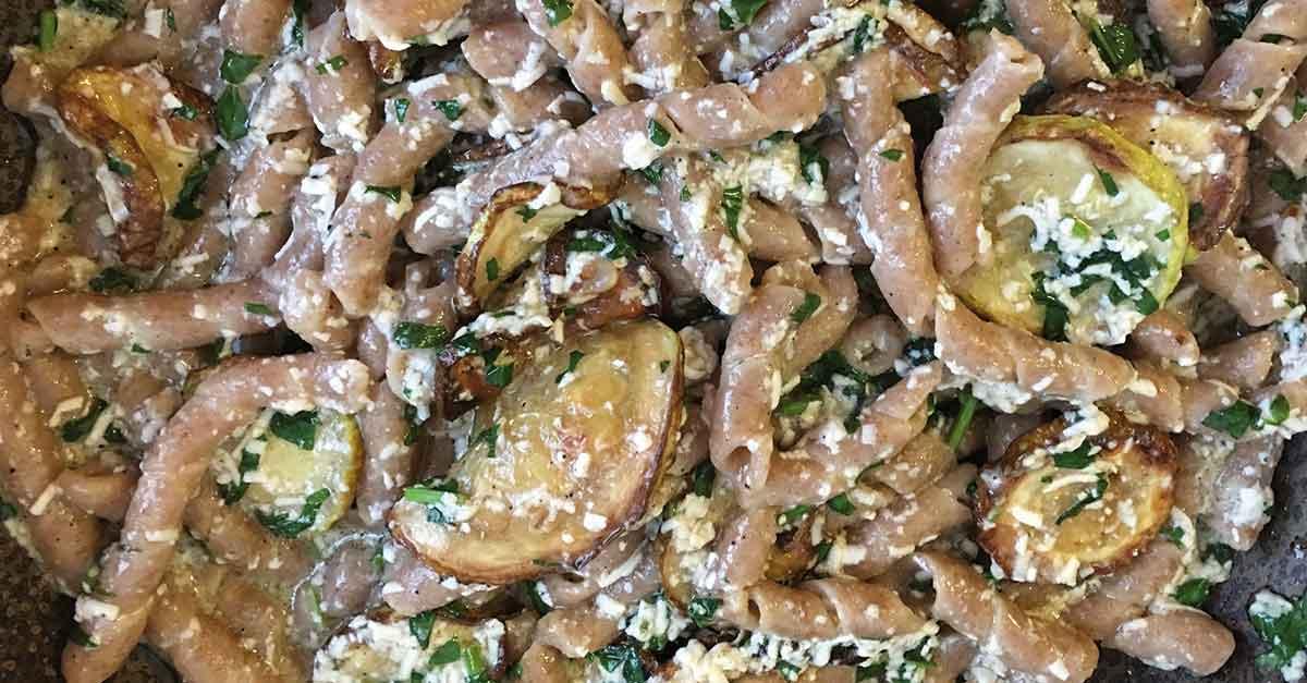 busiate-con-zucchine-fritte