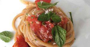 primo-con-aglio-pomodoro-e-menta