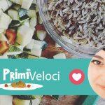 Riso e quinoa con verdure croccanti e stracchino: la ricetta di Alessia Vinci