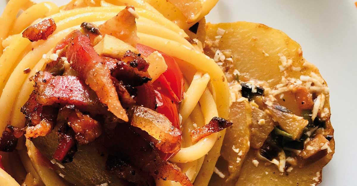 Primi veloci ricette di primi piatti pronte in soli 10 for Primi piatti tipici romani