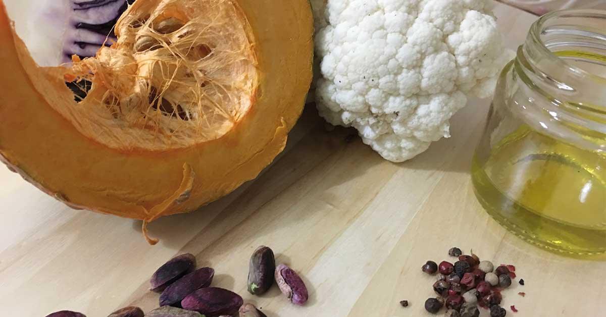 zucca-cavolfiore-e-cavolo-viola-ingredienti-vellutata