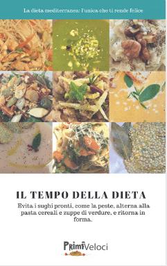 Il tempo della dieta copertina