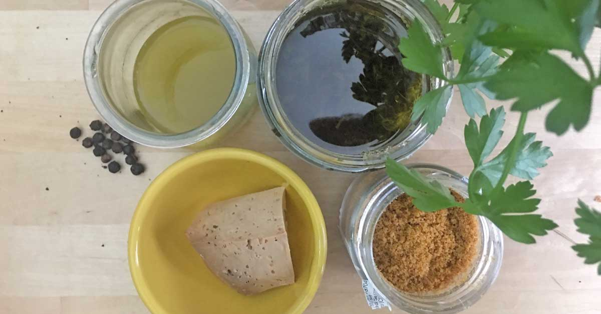 ingredienti pasta ricotta infornata e finocchietto